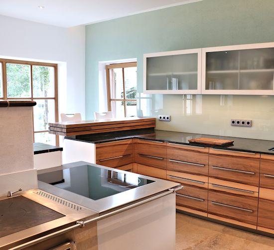 Roland Liegl - küche. bad. innenarchitektur. referenzen küche